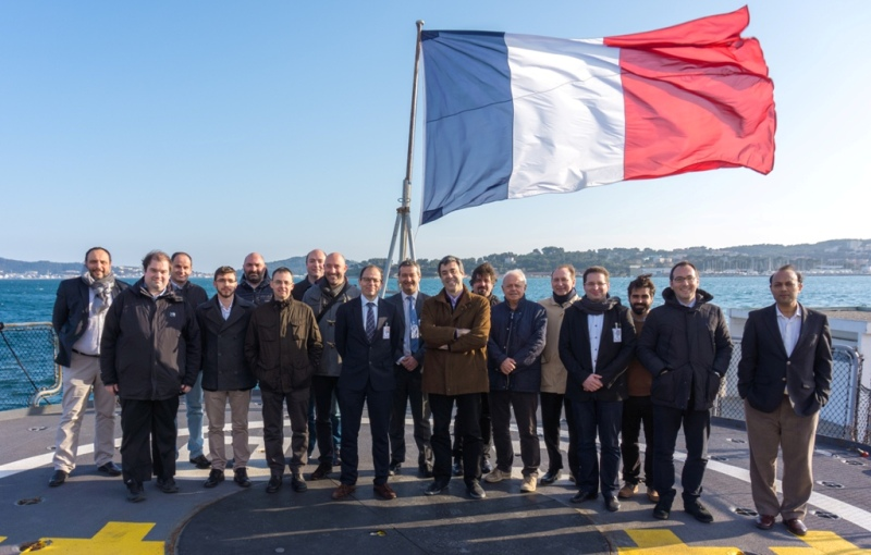 T-REX seventh General Meeting organised by PREDICT at Toulon (France, 15-16th March 2016)